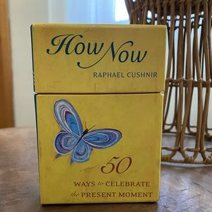 How Now - Raphael Cushnir